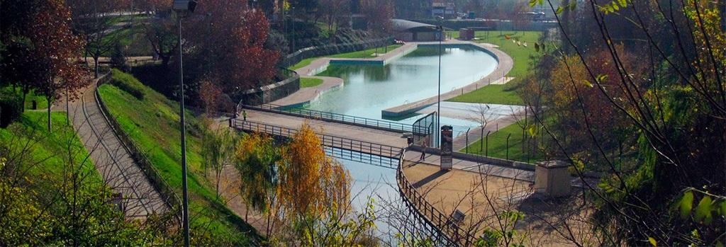 Parque de Vallparadís de Terrassa