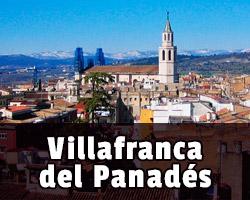 Escapes Villafranca del Panadés