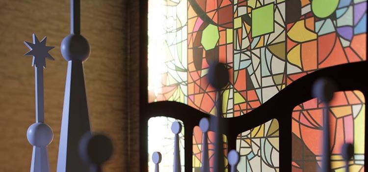 Misión Gaudí