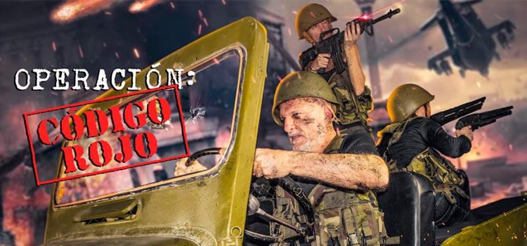Operación: Código Rojo