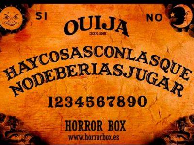 ouija horror
