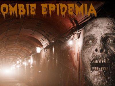 zombie epidemia